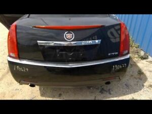 Driver Front Seat Excluding V series Without Power Lumbar Fits 09 Cts 504345