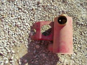 International Farmall Ihc Tractor Air Filter Cleaner Cannister Assembly
