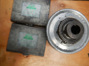Jacobs Flex Collet Metal Lathe Chuck W L1 Mount Several Collet Machinist