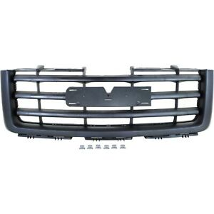 22761793 Gm1200583 New Grille For Gmc Sierra 1500 Truck 2007 2013