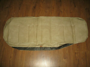 International 77 78 Scout Ii Seat Cover Parchment Light Beige Nos Rare