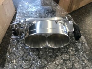 M 9926 cjm Twin 63 5mm Fits 2007 present Gt500 And Nhra Legal On 2008 Cobra Jet