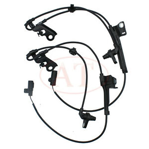 New Abs Speed Sensor For 2015 16 Toyota Corolla Front Driver And Passenger Side