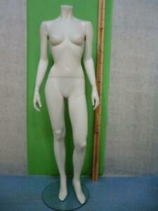 Mannequin Mannequin Doll Fashion Doll Female V0139 Woman Doll Bust