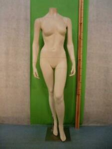 Mannequin Mannequin Doll Fashion Doll Female V0137 Woman Doll Bust