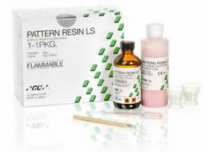 New Dental Gc Pattern Resin Ls Self curing Acrylic Resin Material