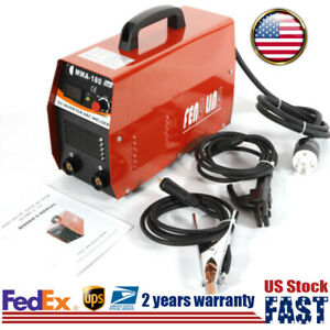 Mma 180 Welder Inverter Handheld Electric Arc Mini Welding Machine 110v 220v Us