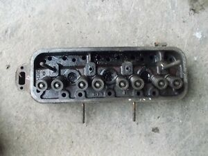 Allis Chalmers C B Tractor Engine Ac Motor Cylinder Head Valves W Springs k