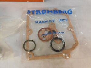 Saab 99 Zenith Stromberg Carburetor Kit B19987z Red Kit Diaphragm 1969 1970