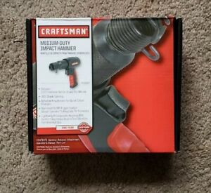 Craftsman Medium Duty Impact Hammer Air Lightweight Chisel Automotive Tool