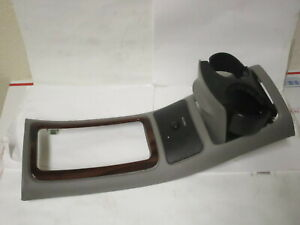 98 99 00 01 Buick Regal Center Console Shifter Trim Cupholder Oem