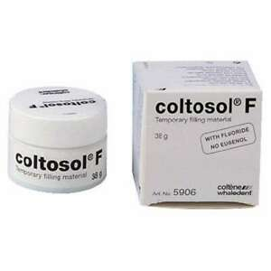 Coltene Coltosol F Temporary Filling Material Dental Long Exp