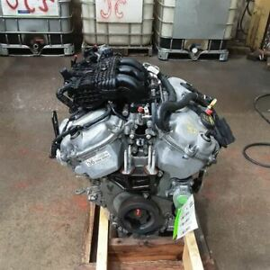 2011 2012 Ford Taurus Engine Motor 3 5l Vin W 8th Digit From 11 29 10