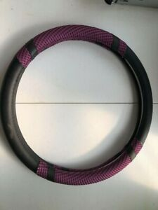 Car Steering Wheel Cover purple new