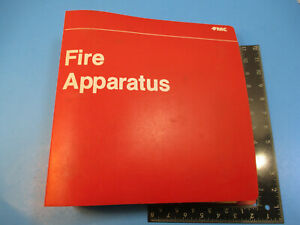 Fmc Fire Apparatus Operation Oem Manual Hose Reels Supplement Roughneck Operator