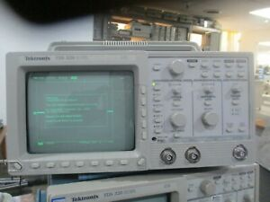 Tektronix Model Tds 320 Two Channel Oscilloscope 100 Mhz 500 Ms s