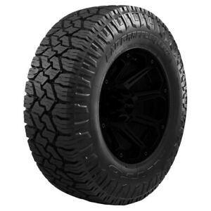 4 lt265 70r17 Nitto Exo Grappler 121 118q E 10 Ply Bsw Tires