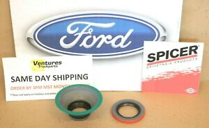 Ford F150 Bronco Dana 44 Ifs Front Differential Inner Tube Seals 1980 1995