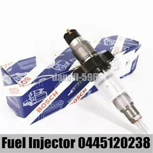 New Diesel Fuel Injector 0445120238 For 04 09 Dodge Ram 3500 Cummins 5 9l 2006