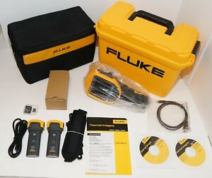 Fluke Ti400 60 Hz 320 X 240 Advanced Thermal Imaging Camera W Fluke Connect New