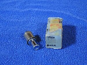1960 Buick Accessory Chrome Cigarette Lighter Nos
