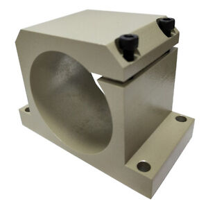 Spindle Motor Bracket Clamp Mount 65mm Millng Machine Replacements Accessory