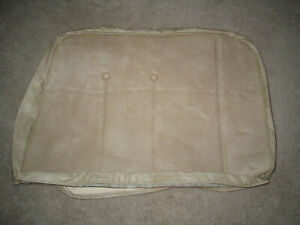 International Scout Ii Scout Diesel 2 3 Seat Back Cushion Cover Nos
