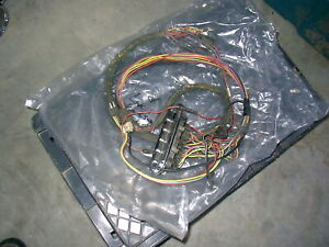 1954 Lincoln Power Switch With Cable 3 20