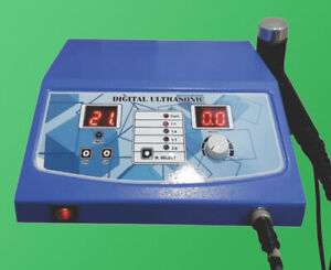 1mhz Physiotherapy Ultrasound Therapy Machine 1 Mhz Pain Relief Therapy