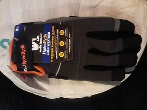 Wells Lamont hydra Hyde breathable waterproof thinsulate adult Gloves sz Xl