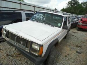 Engine 6 242 4 0l Vin S 8th Digit Manual Transmission Fits 91 Cherokee 28845