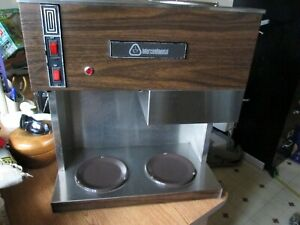 Newco Intercontinetal Commercial Coffee Brewer Model