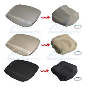 Fits Honda Pilot 2009 2015 Leather Center Console Lid Armrest Cover Upholstery