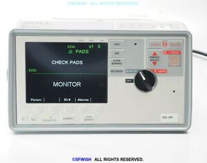 Zoll E Series Patient Monitor no Cables accessories
