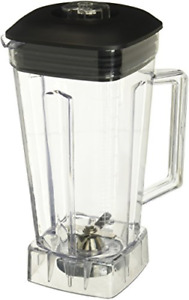 Vita mix Replacement 64oz Polycarbonate Container Jug With Top Cover 6 Blade