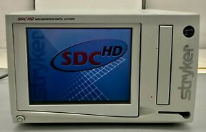 Stryker Sdc Hd High Definition Digital Capture 240 050 888 Endoscopy Image Unit
