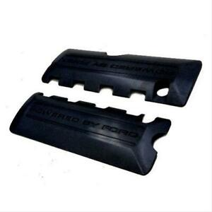 M 6p067 m50bl Ford Racing Powered By Ford Cam Covers 5 0 5 2 Black