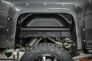Rough Country Chevrolet Rear Wheel Well Liners 14 18 1500 Pu