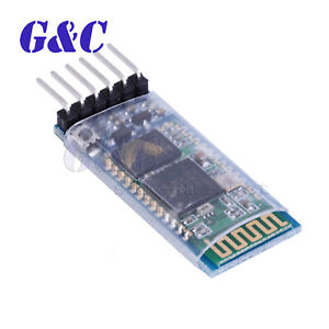 1pcs Hc 05 Wireless Bluetooth Rf Transceiver Module Serial Rs232 Ttl For Arduino