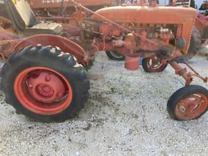 Farmall 100 130 Ih Tractor 3pt Hitch Weights 4th Tractor Built Super Rare