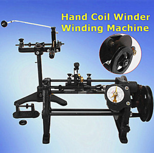 Manual Automatic Hand Coil Winder Winding Machine Nz 2