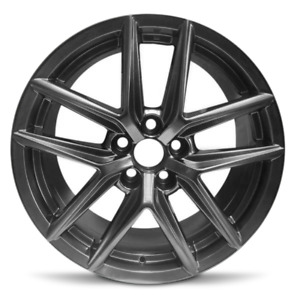 Aluminum Alloy Wheel Rim 18 Inch For 2014 2015 Lexus Is250 5 Lug 114 3mm