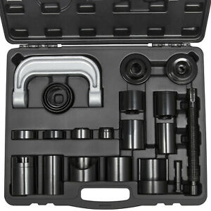 21 Pcs Master Ball Joint Press U Joint Puller Removal Adapter Set For 2wd 4wd