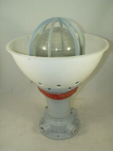 Crouse Hinds Evcx220 Cast Aluminum Explosion Proof Industial Light Fixture