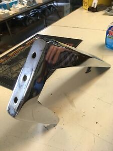1963 1982 Avanti Bumpers Front And Back Re Chromed