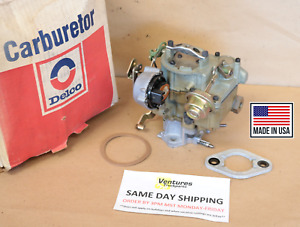 Chevy Gmc Single Barrel Carburetor Rochester Monojet 17058384 Oem New Old Stock