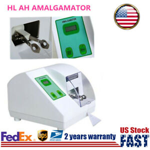 4200rpm Dental Amalgamator Blend Silver Amalgam Capsule Blending Machine Mixer