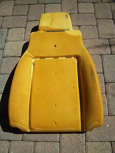 Jeep Wrangler Seat Foam Pad Seat Back Fits 2003 To 2006 More Seat Parts Nice