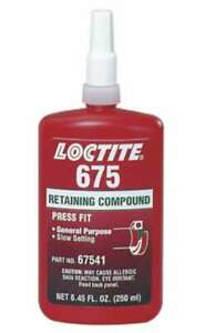 Loctite 675 Retaining Compound Medium Strength 079340675414