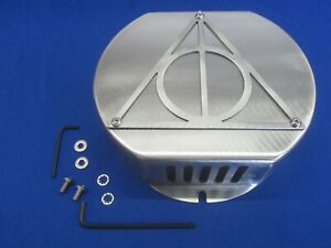 Heavy Duty 12 Ga Steel Exciter Cover Wizard Hallow Fits Lincoln Sa 200